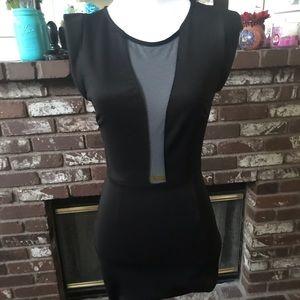 Forever 21 Black Dress Sz S